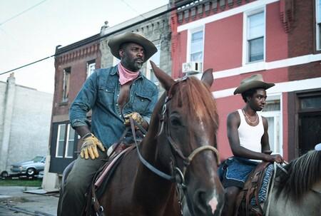 Imagen Cowboy Asfalto