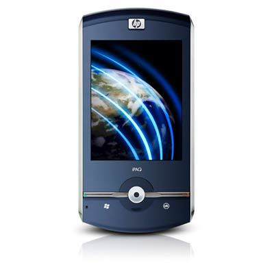 HP iPAQ Data y Voice Messenger