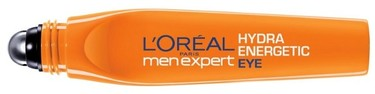 Probamos el Roll On Hydra Energetic, el antiojeras de L'Oréal Men Expert