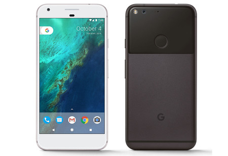 googlePixel: diseño