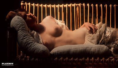 Melanie Griffith para Playboy 1976