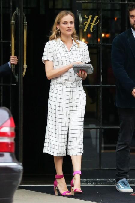 Diane Kruger Matchy Matchy Look 2