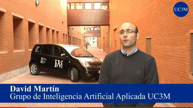 Davis Martín Universidad Carlos III de Madrid