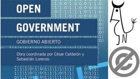 A la venta el esperado libro sobre el Open Government