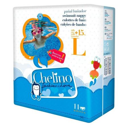 Swimmers Chelino