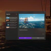 La Barra de Juegos en Windows 10 se actualiza: ahora es más fácil gestionar las capturas de pantalla que hemos realizado