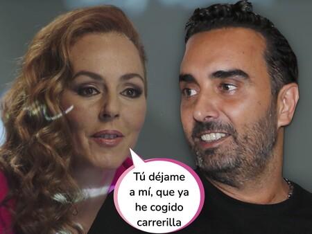 """Rocío Carrasco da la cara por Fidel Albiac y responde a los que le han llamado 'oportunista' y 'mantenido': """"Me da asco, es humillante"""""""