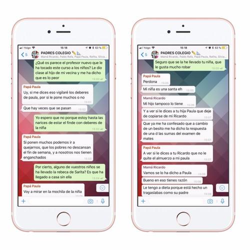 Alternativas para sustituir los infames grupos de WhatsApp de padres