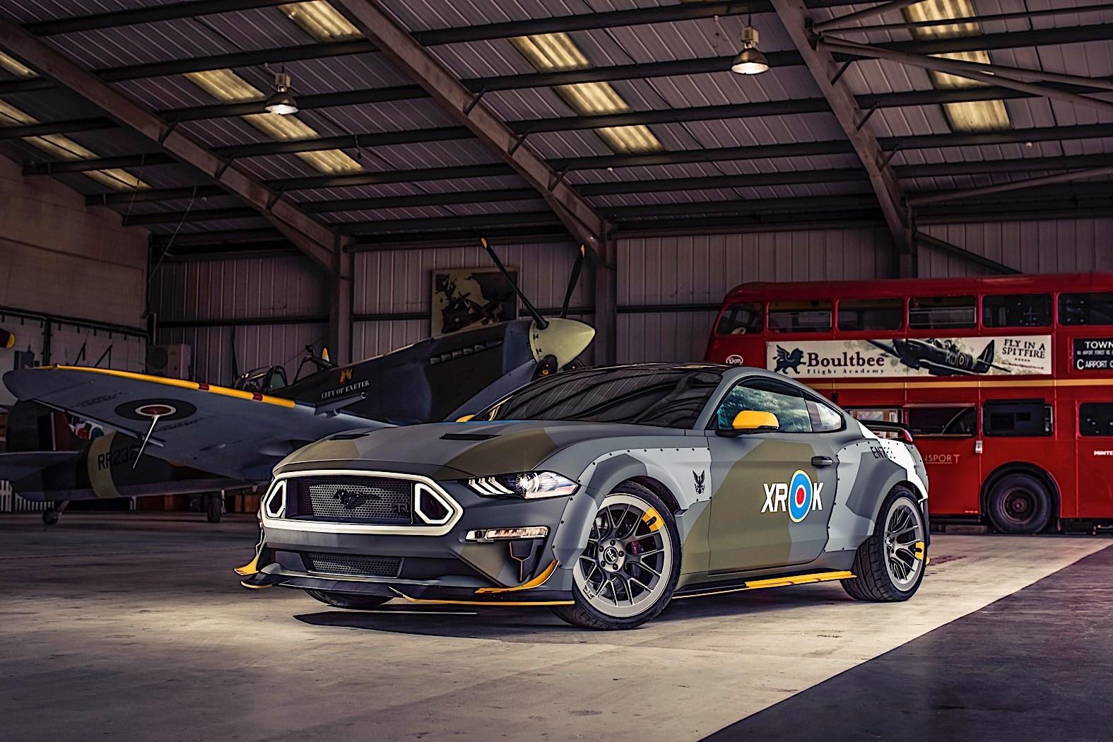 Foto de Ford Eagle Squadron Mustang GT (6/40)