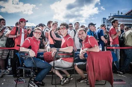 24 horas de Le Mans 2014: Pierre Kaffer sustituye a James Calado