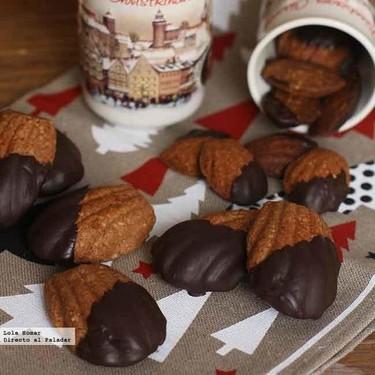 Zarpas de oso, receta de galletas para acompañar las sobremesas de Navidad
