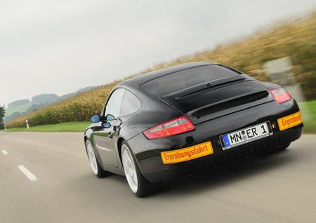 Porsche 911 RUF electrico