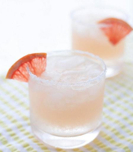 Deliciosa receta de cóctel Margarita de pomelo