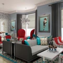 Foto 1 de 6 de la galería hotel-ampersand-en-londres en Decoesfera