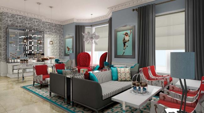 Foto de Hotel Ampersand en Londres (1/6)
