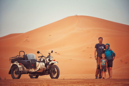 Merzouga (Marruecos)