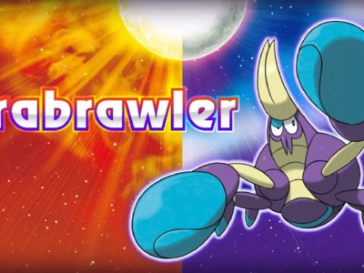 Pokémon Sol y Luna se deja ver en un gameplay y se revela a Crabrawler [GC 2016]