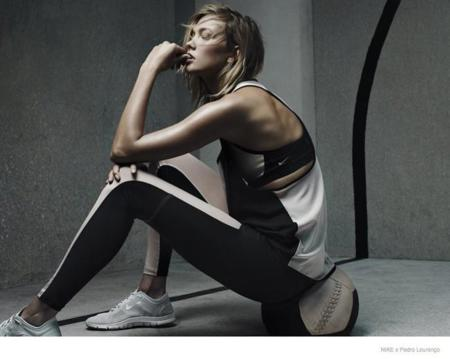 Karlie Kloss y Nike x Pedro Lourenço, what else?