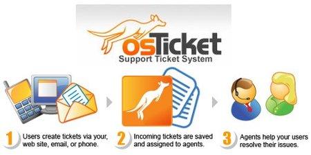 osTicket, organizar el soporte de nuestros clientes