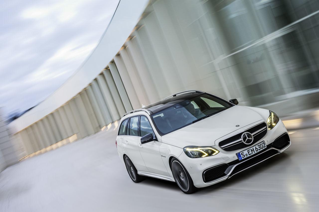 Foto de Mercedes-Benz E 63 AMG 2013 (24/31)