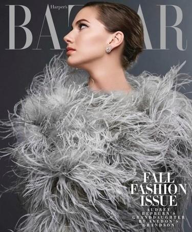 La nietísima de Audrey Hepburn, Emma Ferrer, ya tiene agencia de modelos