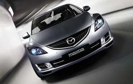 Primera imagen oficial del nuevo Mazda 6