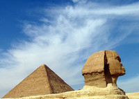 El cielo de Giza. Tus fotos de viaje