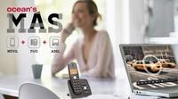 Ocean's mejora su oferta convergente con más minutos y datos para sus líneas móviles