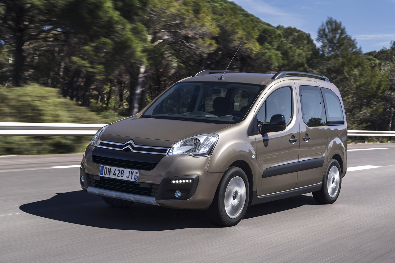 Foto de Citroën Berlingo (50/61)