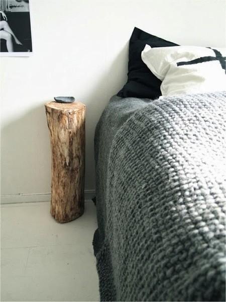 reciclaje troncos