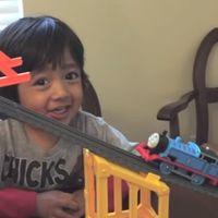 Ryan Toys Review: el niño de 6 años que gana 11 millones de dólares y pisa los talones a PewDiePie