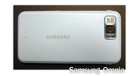 Novedades para el Samsung Omnia