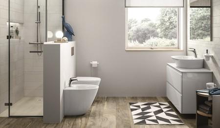 RAK SENSATION, tecnología sin bordes para baños muy exigentes y personas con prisas