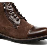 50% de descuento en los botines para hombre I Love Shoes Balderic: ahora cuestan 36 euros en Sarenza con envío gratis