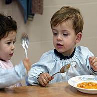 Nutrición, una asignatura para impartir en la enseñanza primaria