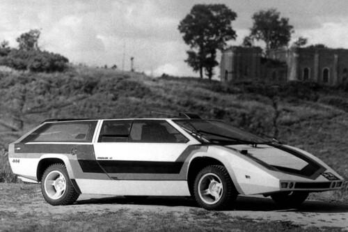 """Con motores Lada y diseños dignos de Lamborghini: los """"superdeportivos"""" de la URSS"""