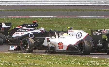 Pastor Maldonado afirma que no cambiará su manera de pilotar en la Fórmula 1