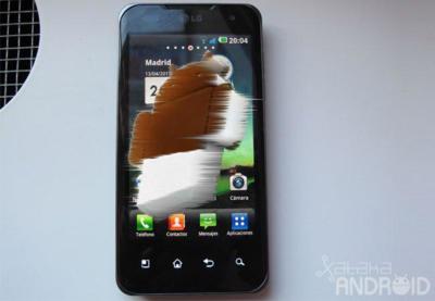 LG retrasa la llegada de ICS para el Optimus 2X al tercer trimestre del año. Actualización: LG Alemania desmiente