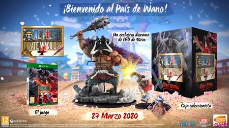One Piece Pirate Warriors 4 - Kaido Edition