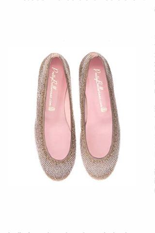 Tendencia en zapatos de novia: las bailarinas