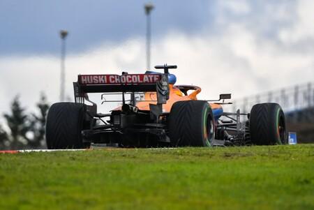 Sainz Turquia F1 2020