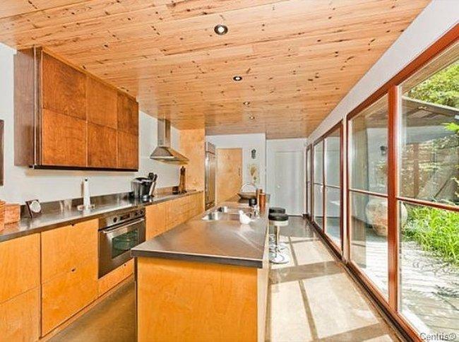 La cocina de Halle Berry