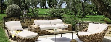 17 muebles de jardín y terraza disponibles en Amazon con los que celebrar que el verano ha llegado