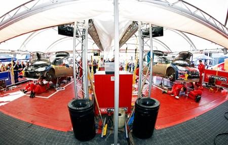 El segundo piloto de Citroën se perdería los rallyes de Suecia y Alsacia