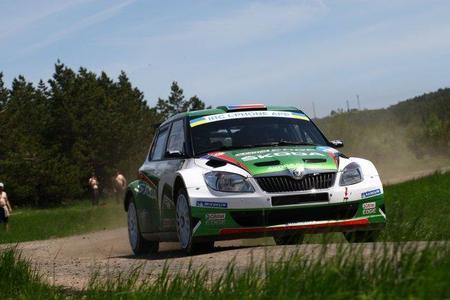 Volkswagen hará correr tres Fabia S2000 esta temporada en el WRC