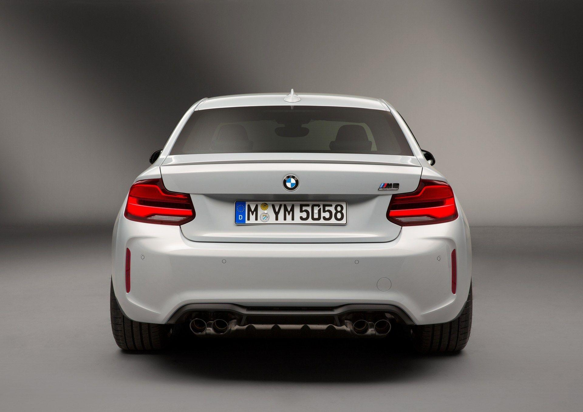 Foto de BMW M2 Competition (24/47)