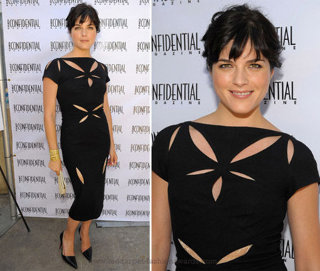 El espectacular look de Selma Blair
