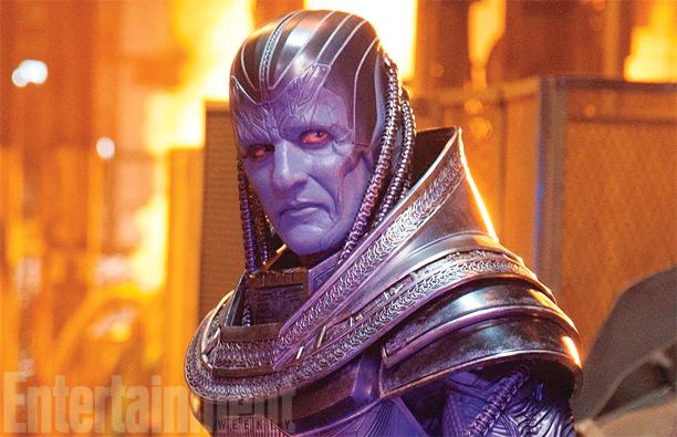 Foto de 'X-Men: Apocalypse', más imágenes de los nuevos mutantes (1/6)
