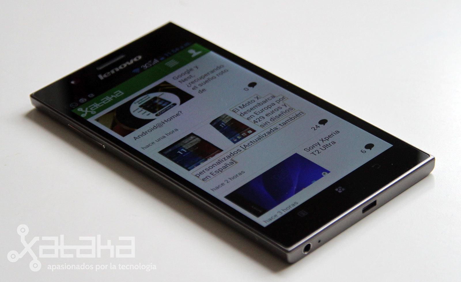 Foto de Lenovo K900 (8/11)
