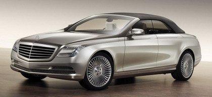 Mercedes Clase S Convertible Cabrio Ocean Drive Concept